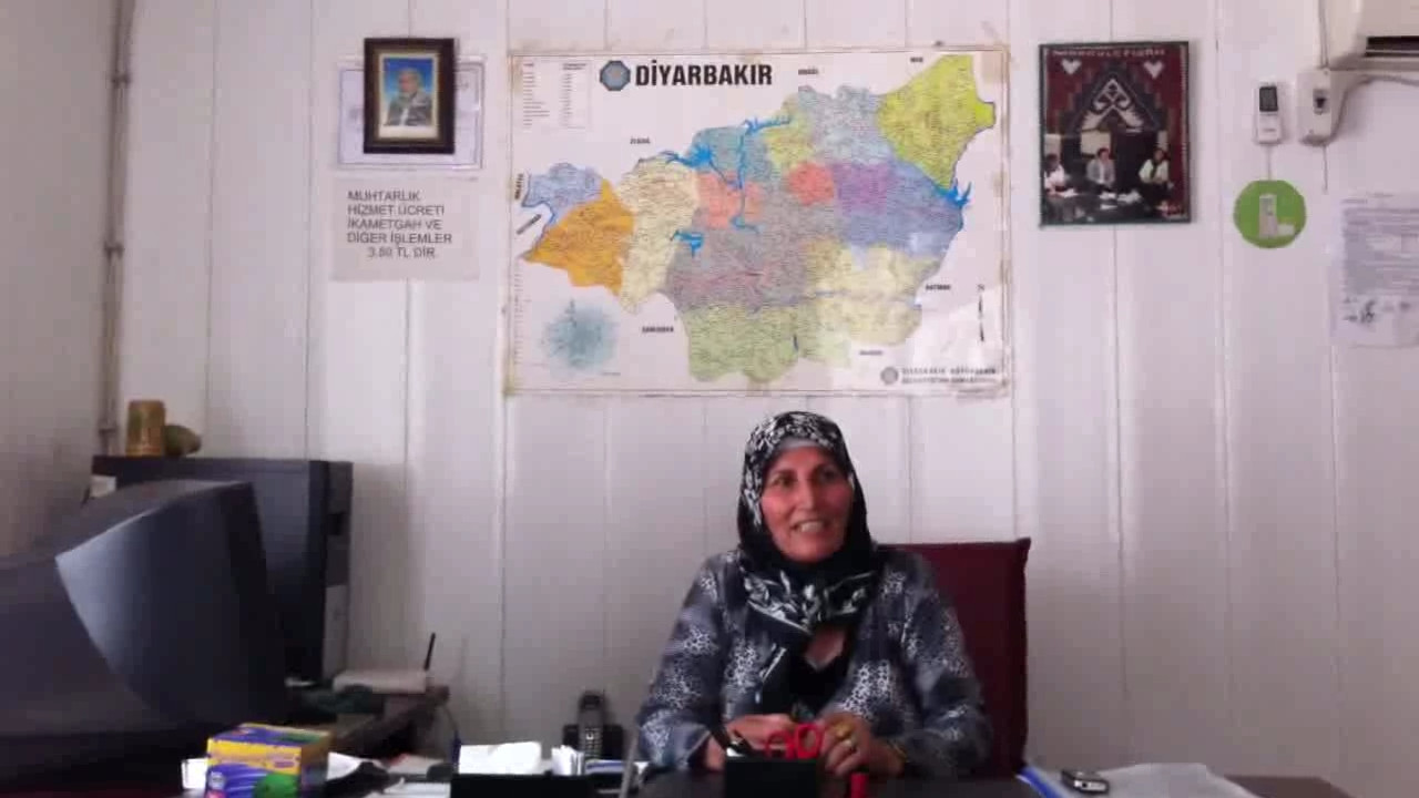 Makbule from Turkey